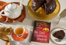 Liz Ireland Presents an Intriguing Tale with Mrs. Claus and the Halloween Homicide