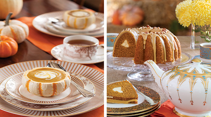 Sweet and Savory Pumpkin Fare for Fall